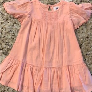 3T new old navy pink dress